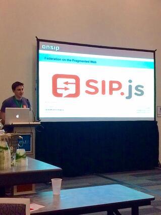 will mitchell talking sip.js at html5 summit