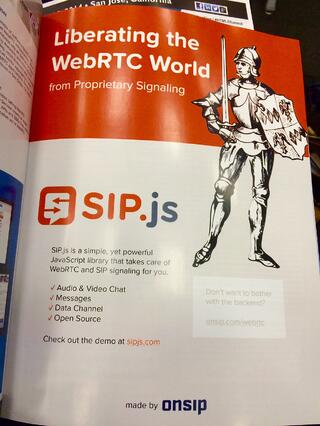 sip.js on webrtc conference and expo guide
