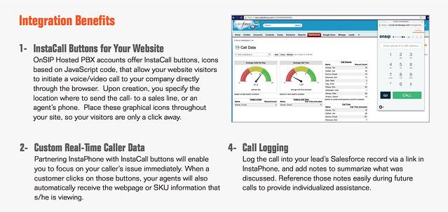 OnSIP collateral screenshot