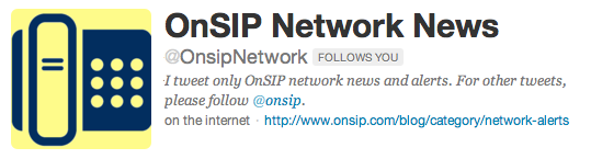 @OnSIPNetwork