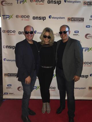 OnSIP at the 2017 Carriers Ball, hosted by Chorus Communications