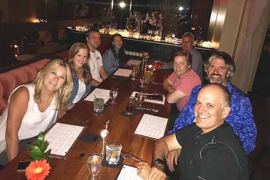 Inbound Recap Blog Team Dinner Edited