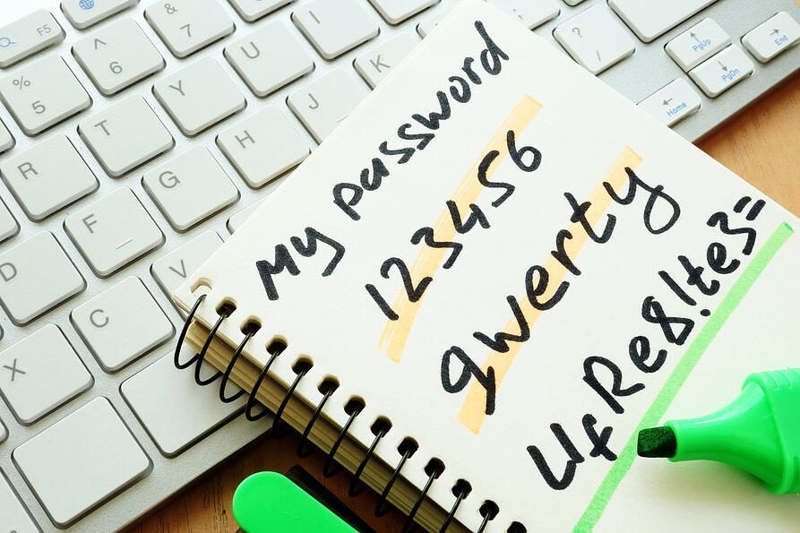 One of the best ways to ensure that your passwords are secure is to use a password manager.