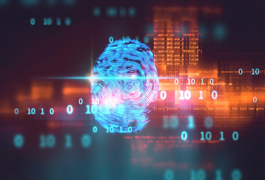 Biometrics, like your fingerprint, help protect your online accounts.