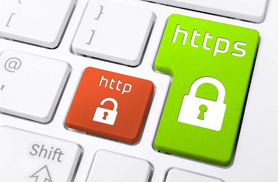 "Having an SSL certificate is what adds the ""S"" to your ""HTTP"" and is one of several indicators that a site is secure."
