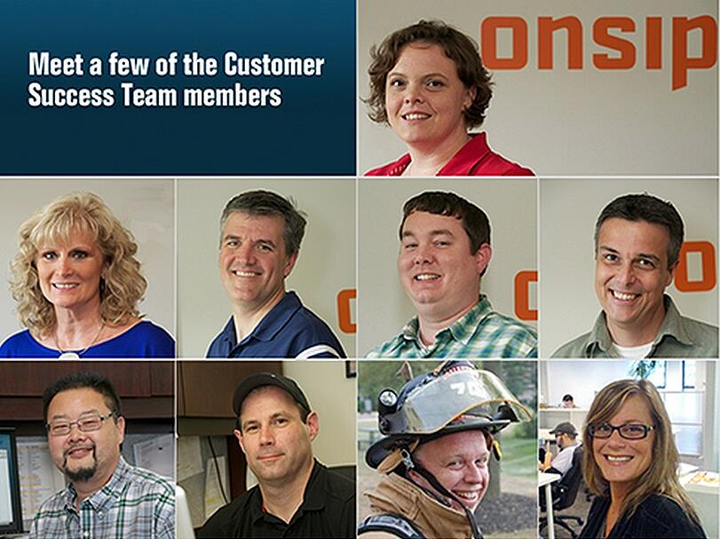 OnSIP Customer Success Team