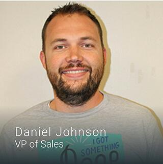 Daniel Johnson, VP of Sales at iGlobal Stores