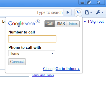 Google Voice Virtual Number
