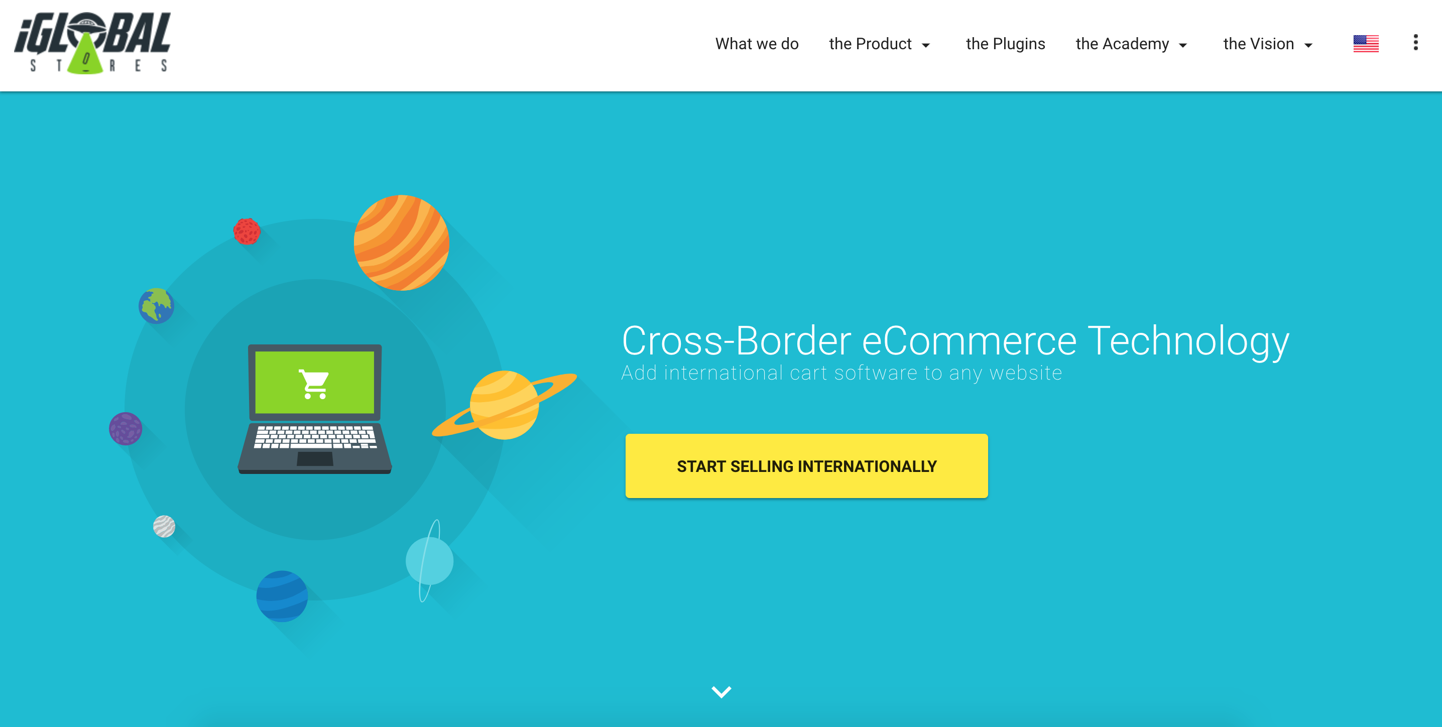 iGlobal Stores offers cross-border ecommerce technology
