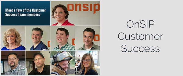 OnSIP U.S.-based Customer Success Team