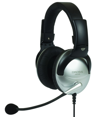 The Koss SB45 Headset