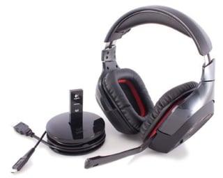 The Logitech G930 Headset