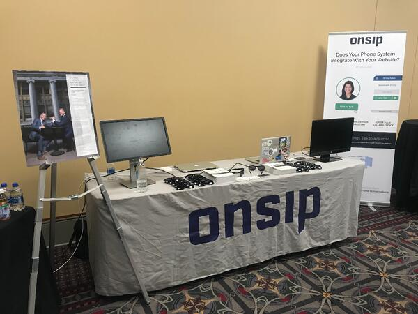 OnSIP at Channel Partners Evolution 2018