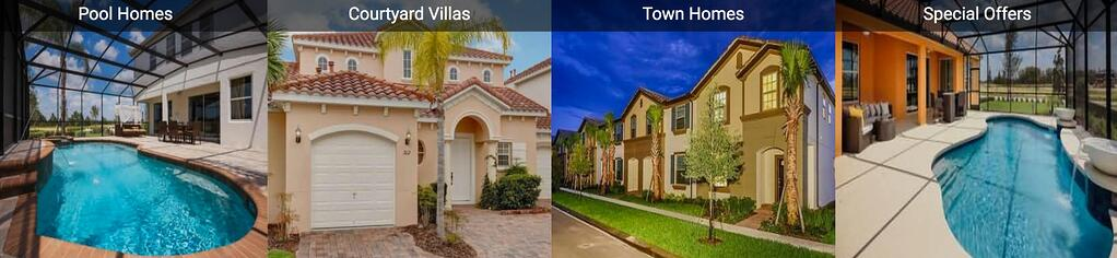 Orlando Rent A Villa, a vacation rental properties management company, offers a wide variety of real estate properties.