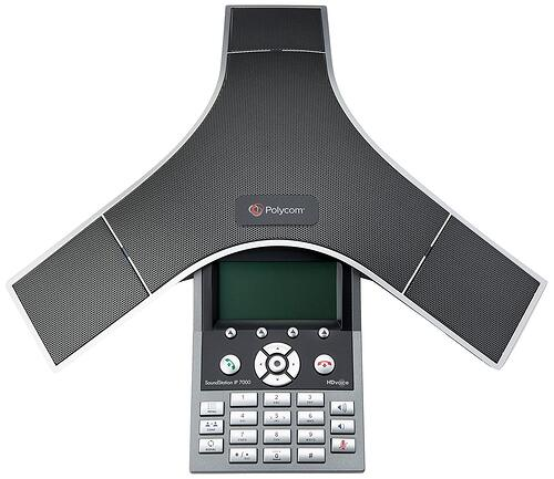 Polycom Soundstation IP 7000 conference phone review
