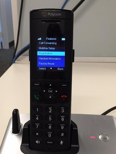 Polycom VVX D60 Features