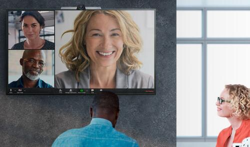 RingCentral Meetings, a video conferencing solution.