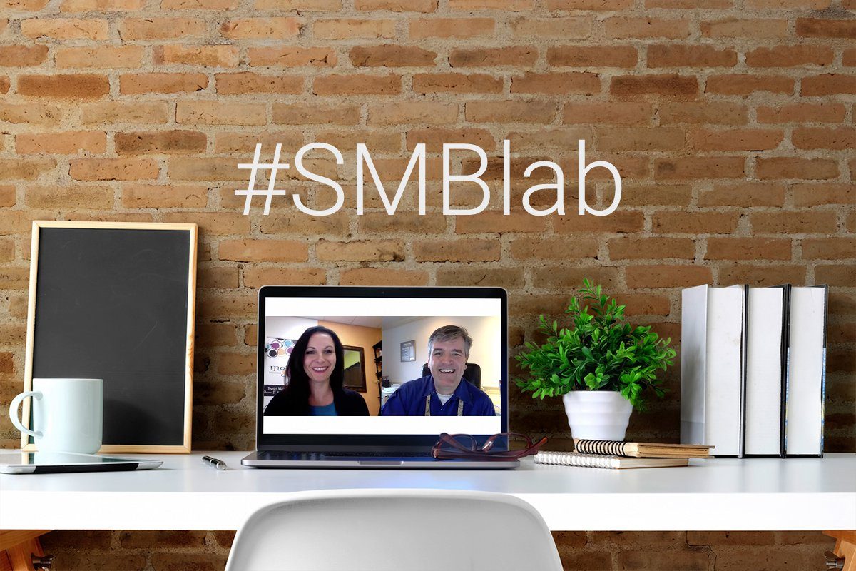 Web Design Trends in the Spotlight on #SMBlab [VIDEO]